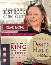 Deana Murphy Wins EEW Magazine's Best Book of the Year Award
