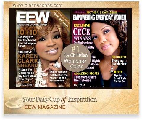 EEW Magazine is the #1 online magazine for Christian women of color