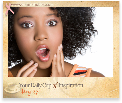 Wait and See the Conclusion of the Matter: Your Daily Cup of Inspiration with Dianna Hobbs