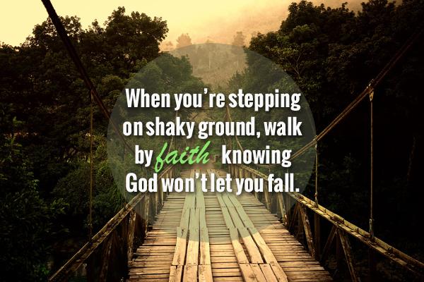 WALK-BY-FAITH
