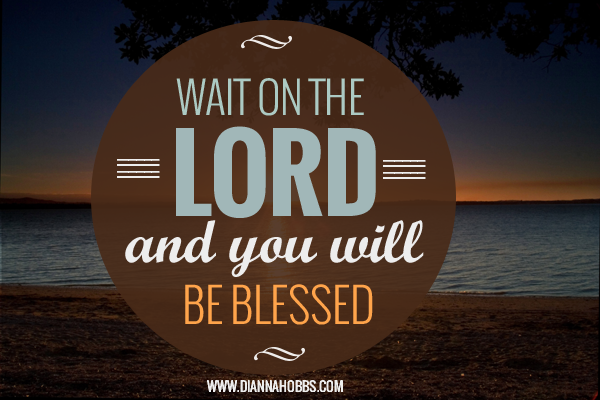 WAIT-BE-BLESSED