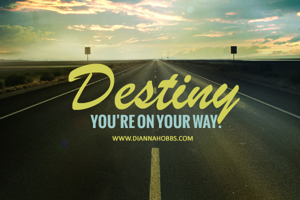 This Road Leads To Destiny!