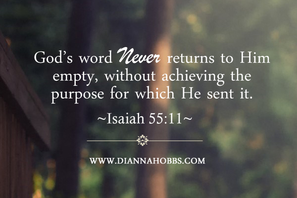 Image result for isaiah 55:11