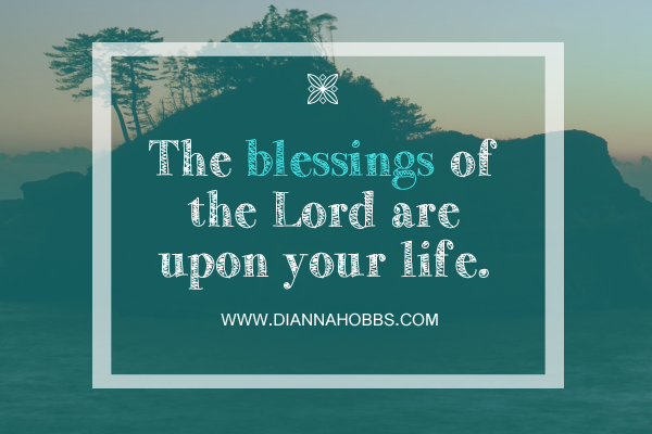 You're Blessed!