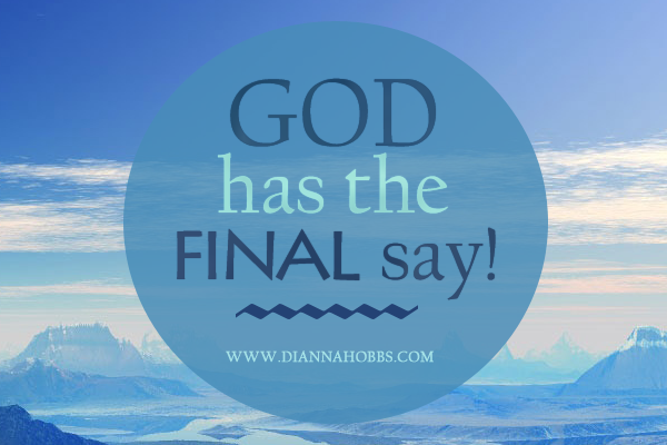 The Word God Revealed Will Be Fulfilled