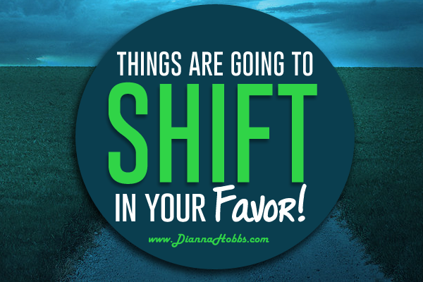 Prepare for your 'suddenly shift'