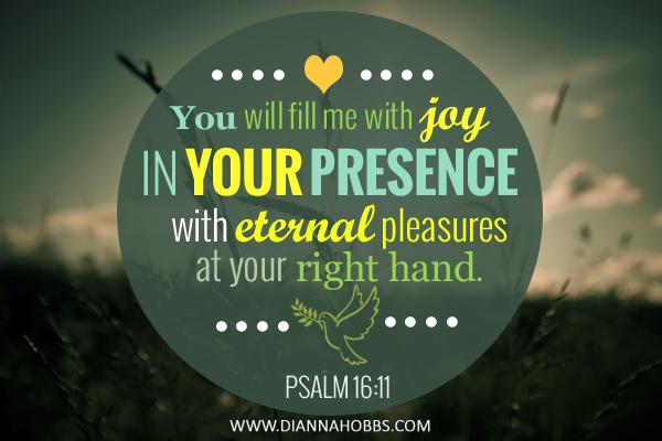 Joy-in-your-presence