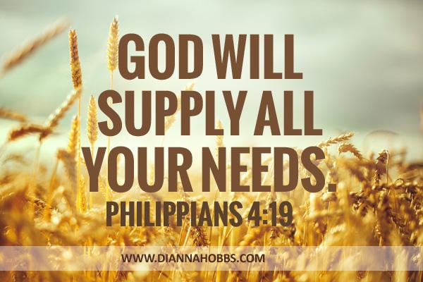 God-will-supply