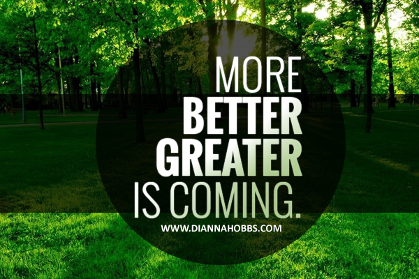 More, Better, Greater Is Coming!
