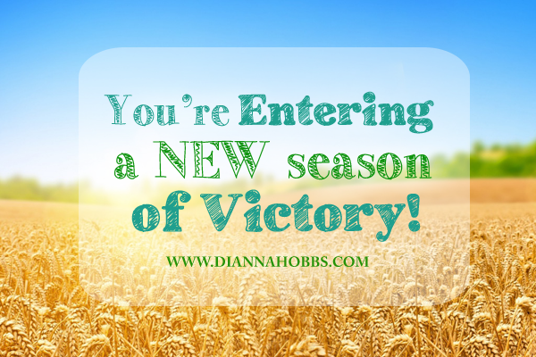 A Victorious Season Is Ahead Of You