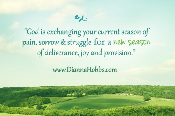 Your Season Is Changing. Prepare For It!