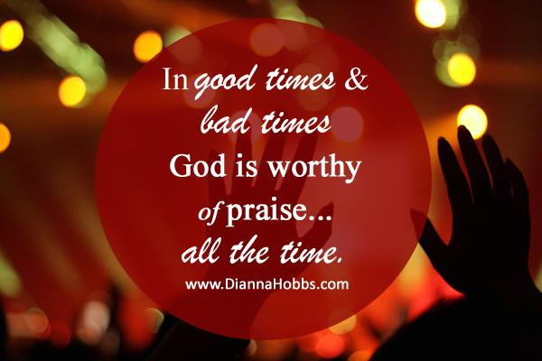 God-is-worthy