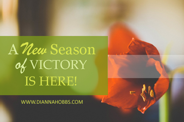 This Is A New Season Of Victory